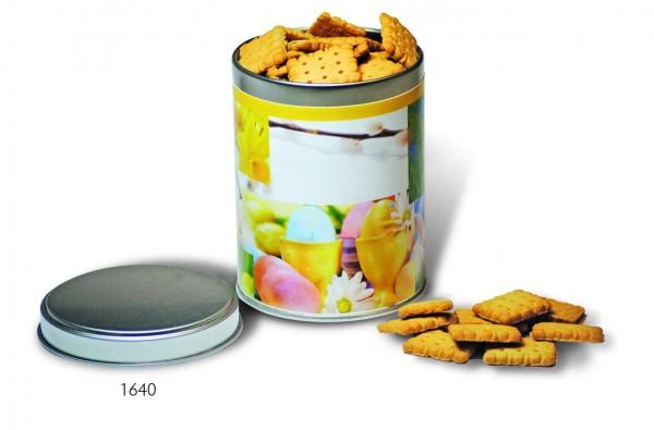 Süße Osterdose, 1-4 c Digitaldruck inklusive