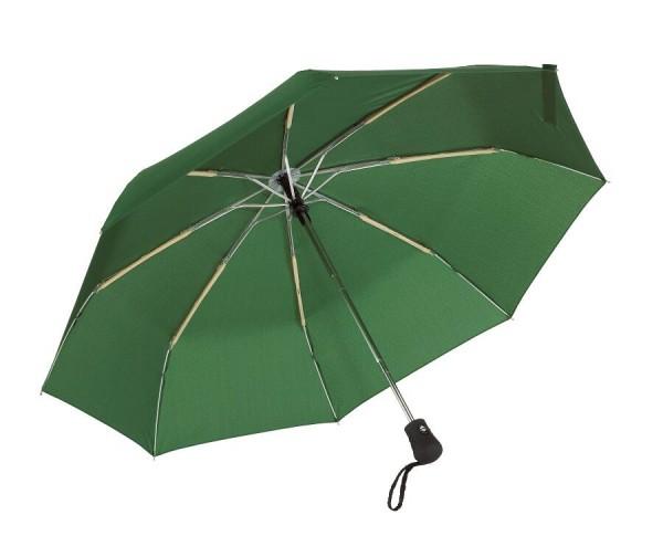 Windproof-Taschenschirm BORA in dunkelgrün
