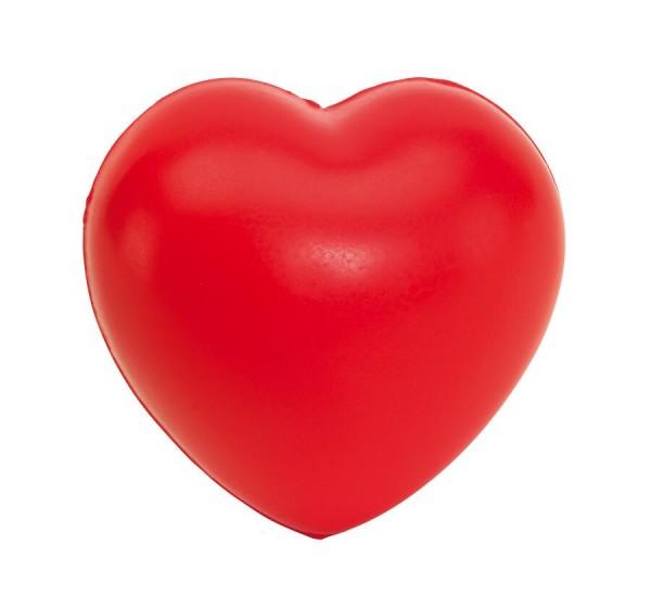 Anti-Stress-Herz AMOR in rot