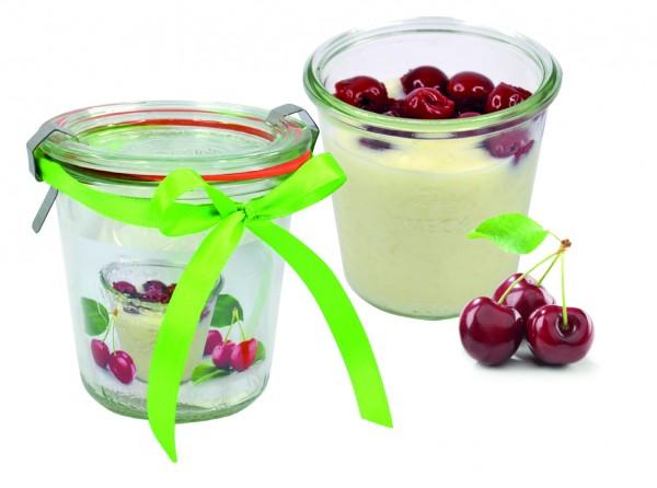 Süßes Glas, 1-4 c Digitaldruck inklusive